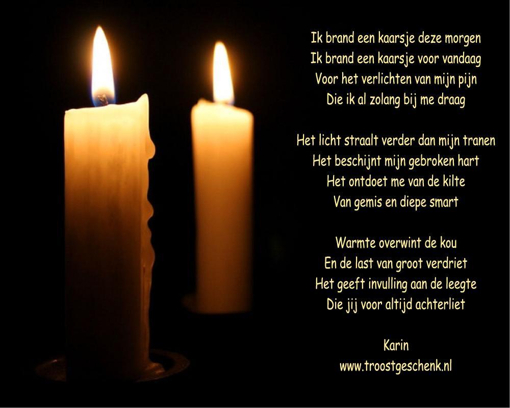 Kaarsje Branden Op Facebook.Wereld Lichtjes Dag Troostgeschenk Blog