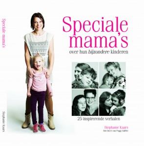 Speciale mamas boek omslag voorkant Troostgeschenk Karin Stephanie Kaars Sterre
